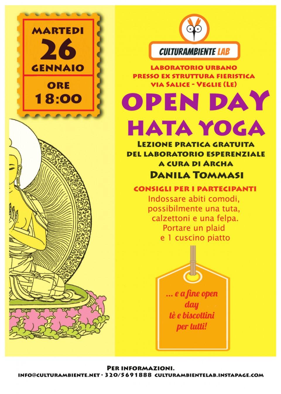 locandina open day Hata Yoga_A3