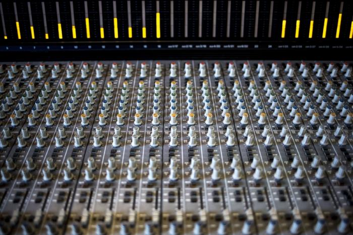 Studio recording: Open Source è meglio!