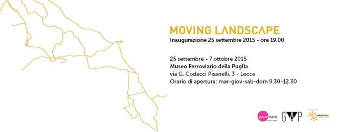 Mostra finale Moving Landscape