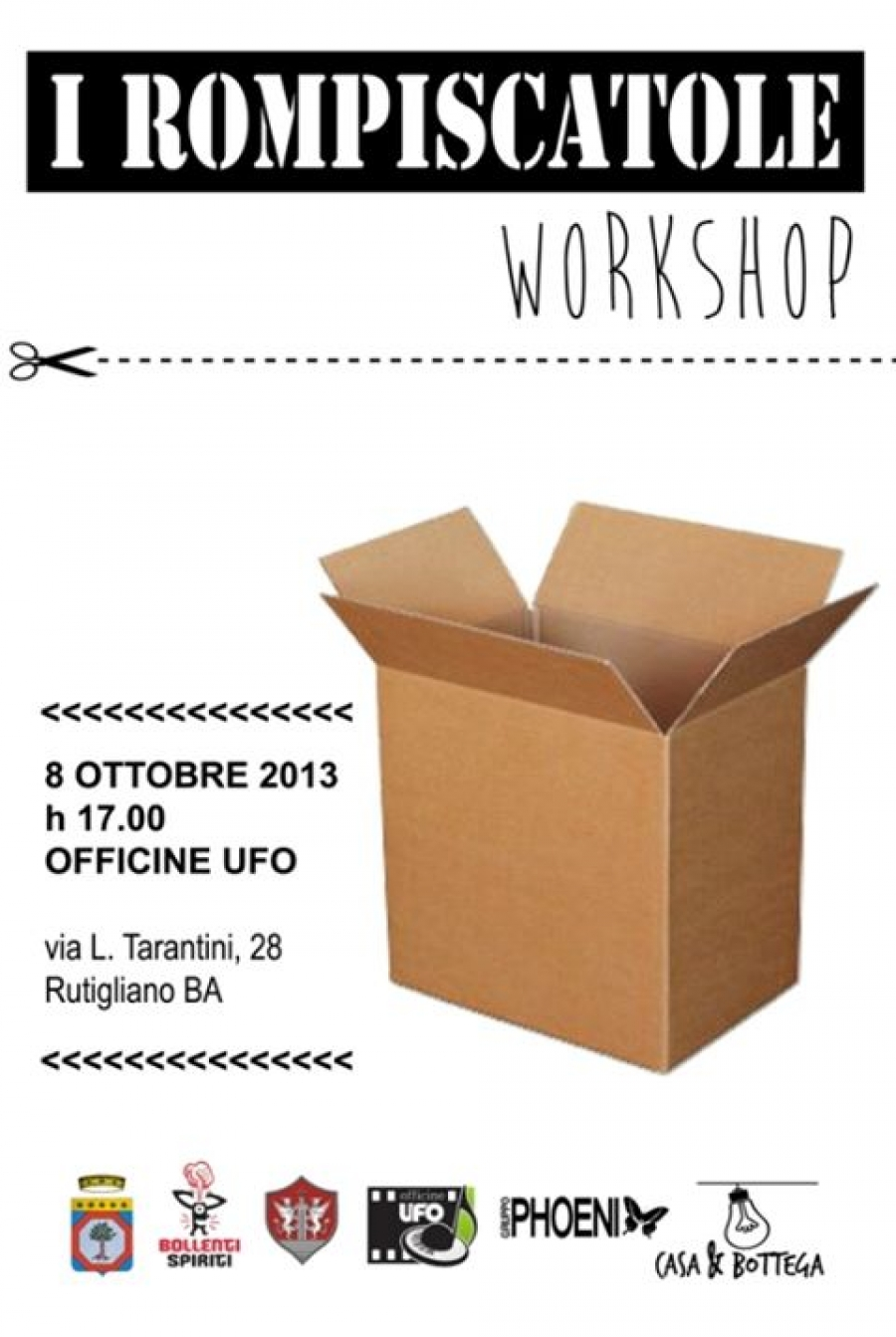 I ROMPISCATOLE WORKSHOP